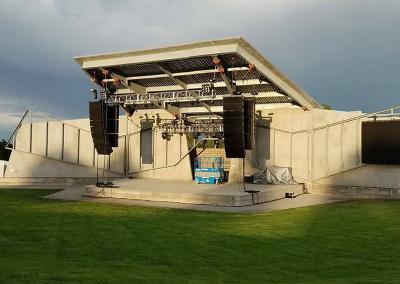 Levitt Pavilion Project