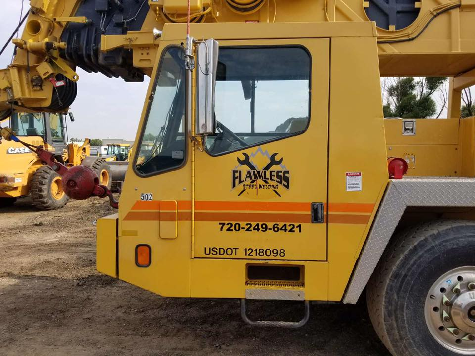 FLAWLESS STEEL WELDING IS KNOWN WITHIN THE INDUSTRY FOR THEIR EXPERTISE WHEN IT COMES TO STEEL ERECTION IN FORT COLLINS