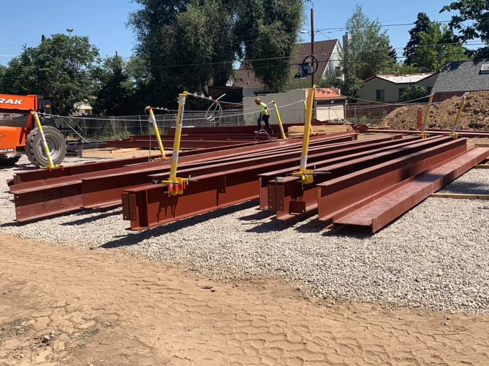 SAFE AND RELIABLE STRUCTURAL STEEL ERECTION