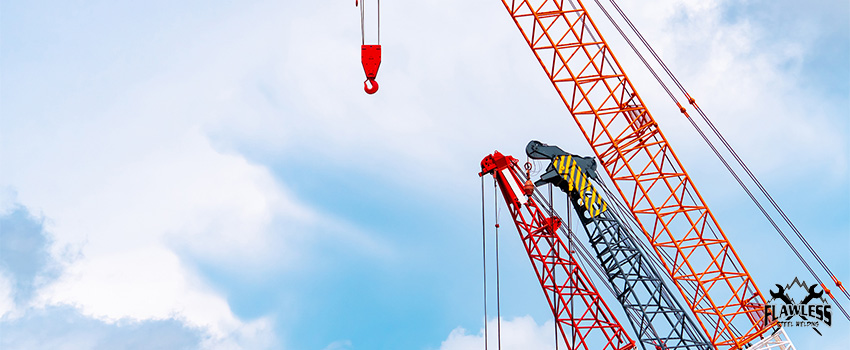 FSW7 Types of Cranes Commonly Used for Construction