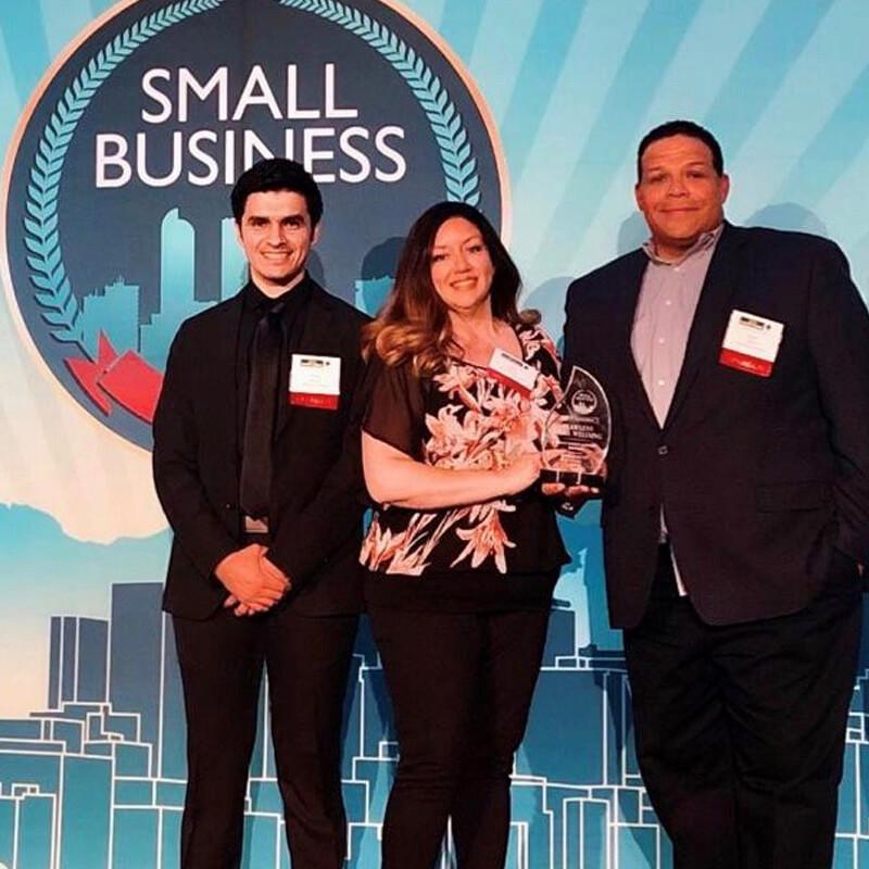 Denver Business Journal Award winner