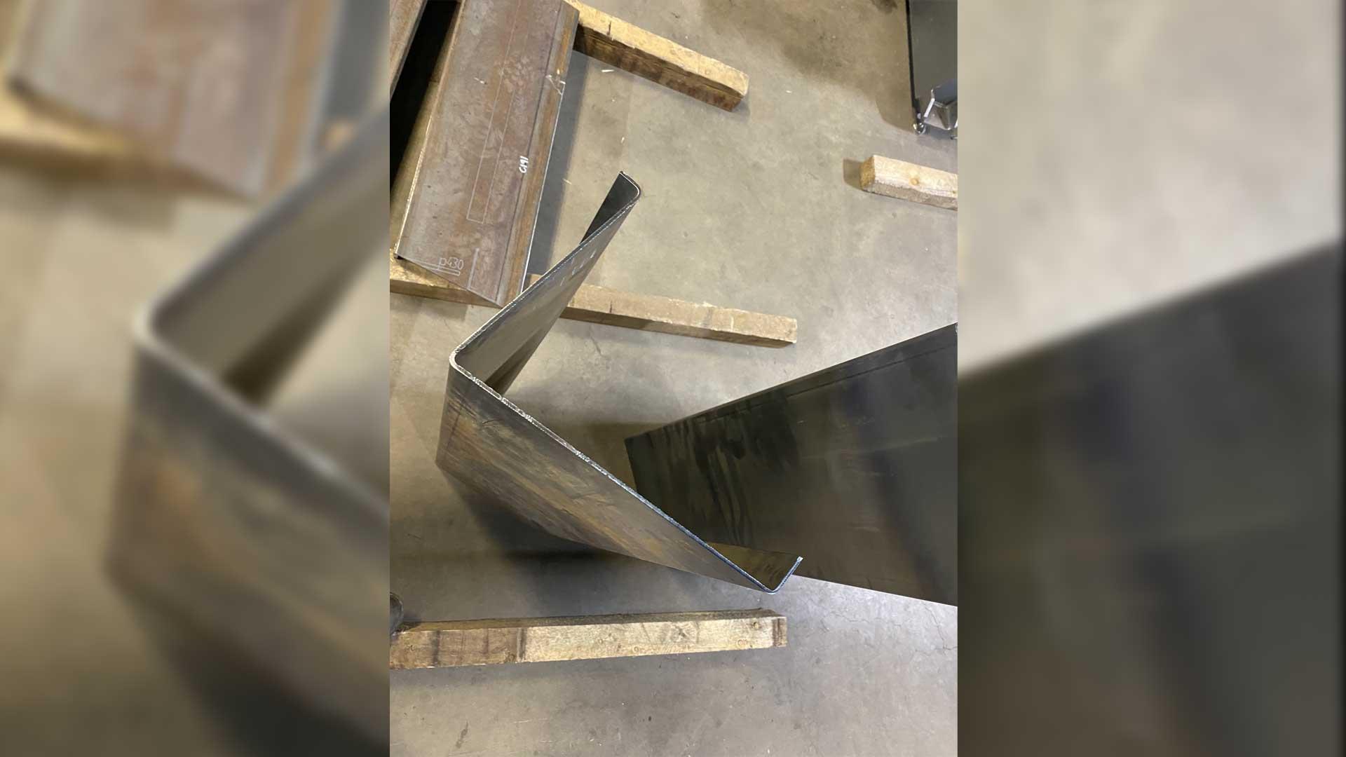 Stair Pan