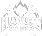 Flawless Steel Welding Logo