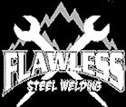Flawless Steel Welding Logo