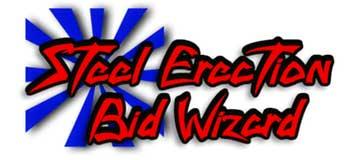 steel erection bid wizard logo